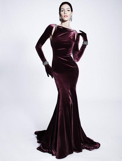 Мода изменчива как женское настроение