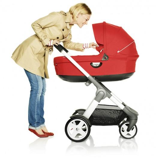 «М-детства» предлагает коляски от лучших брендов
