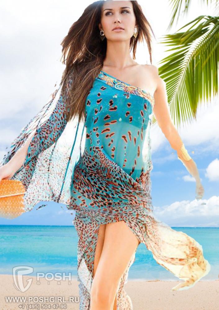 Купить Тунику Пляжную В Спб