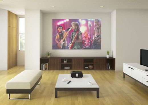 Телевизор или проектор?