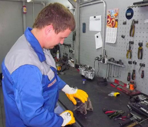 Качественный ремонт генераторов.