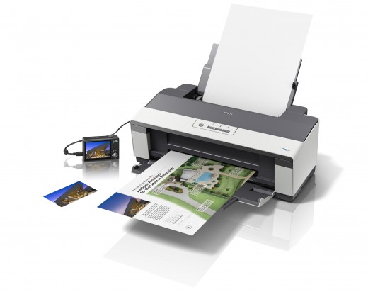 Преимущества принтера Epson T1100