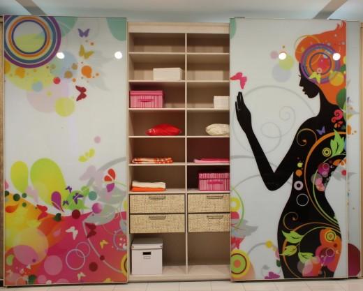 Новинка от компании «Тотал»— подвесная система для шкафов-купе COSMOS
