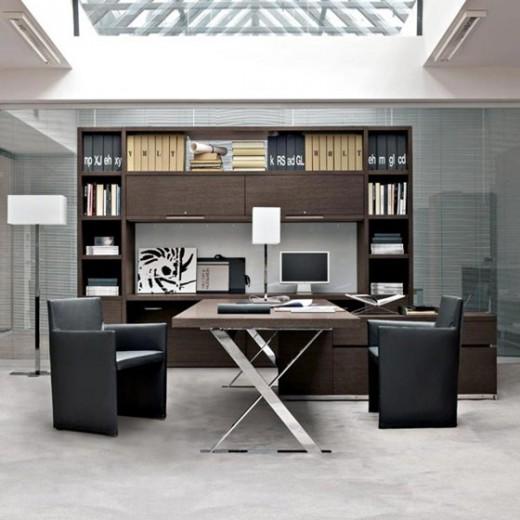 Секреты дизайна офисных помещений