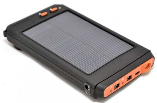 Солнечная батарея для ноутбука и мобильного телефона позволит всегда оставаться на связи