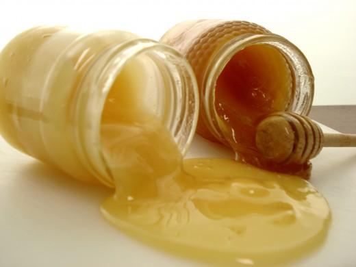 Полезные свойства меда и пыльцы