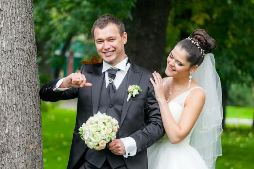 Фотограф на свадьбу (фото)
