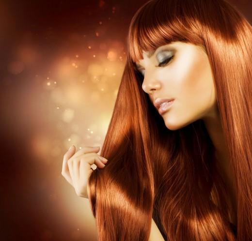 Оздоровительные методики для волос
