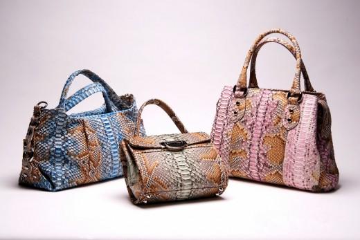 Открытие магазина сумок из экзотической кожи, скидки до 50%