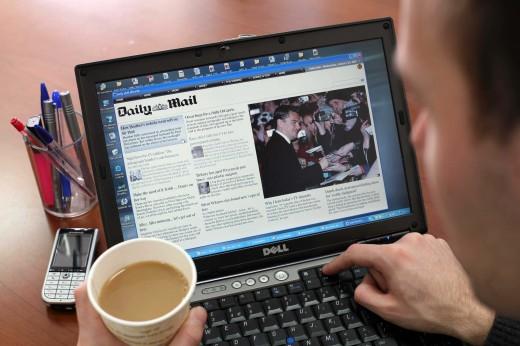 Новости в Интернете или по телевизору?