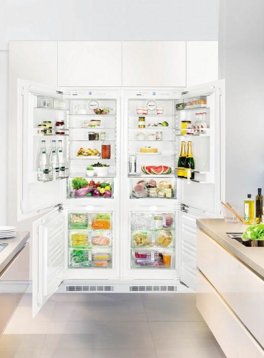 Большой ассортимент холодильников Side-by-Side в RBT