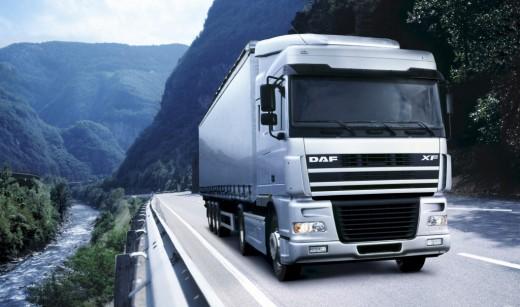 Безопасность для грузового автомобиля