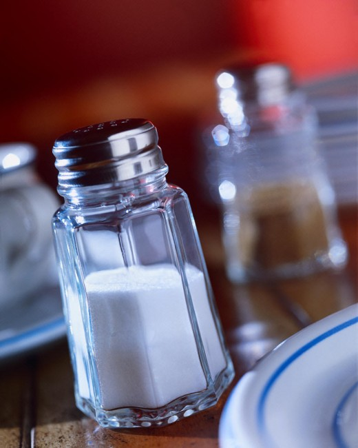 Последние известия о соли