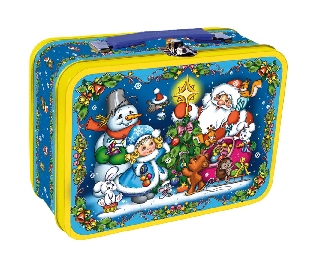 Детские новогодние подарки 2018 концерн королевский 26