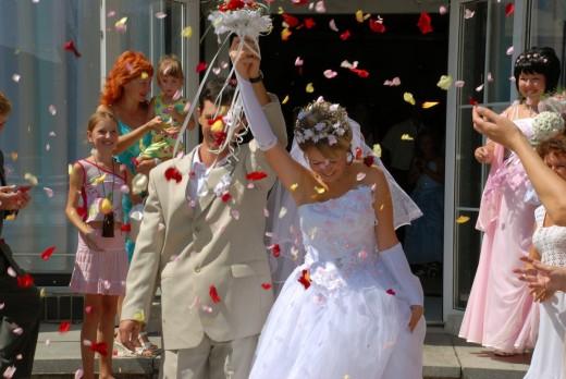 Чему уделить внимание при организации свадьбы?