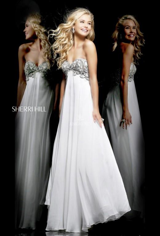 Платья Sherri Hill - это красота и универсальность
