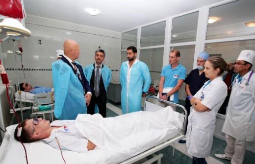 Доктор Назаралиев: «Спайсы вызывают моментальную зависимость, но мы научились эффективно ее лечить»