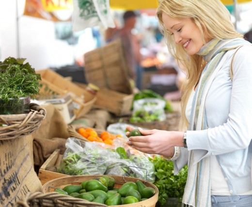 Где купить натуральные и экологически чистые продукты?