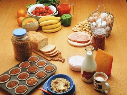 """Эффективная диета """"Стол 1"""" для похудения и оздоровления организма"""