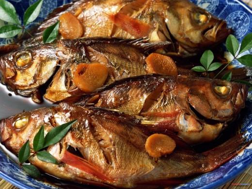 О пользе рыбы