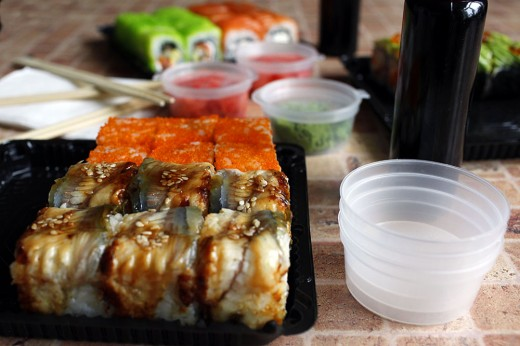 Вкусная еда с доставкой в офис или на дом от компании Delivery Club