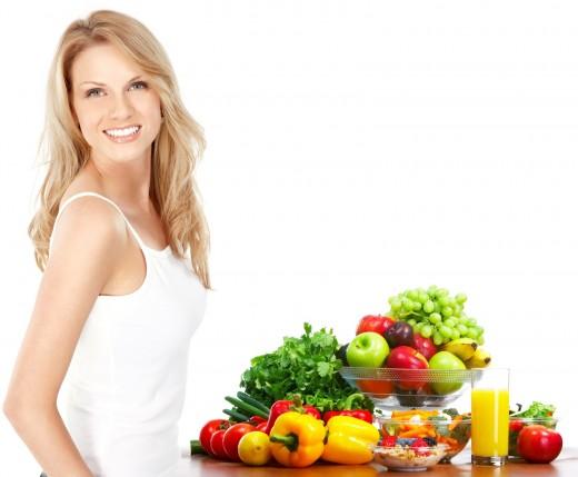 Роль витаминов в борьбе с избыточным весом