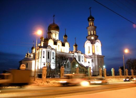 Сургут - жемчужина Западной Сибири