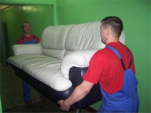 Профессиональные грузчики в России