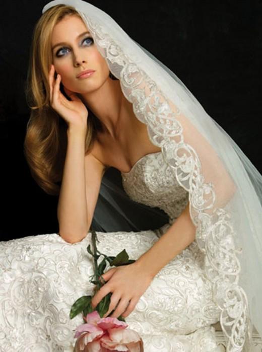 Как выбирать интересные свадебные платья?