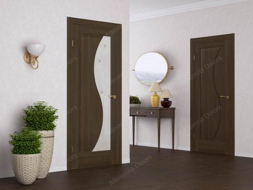 Серия межкомнатных дверей Makedonia от «Alleanza doors» - выбор ценителей классики