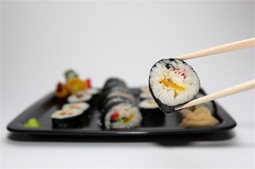 Доставка суши оперативно и недорого