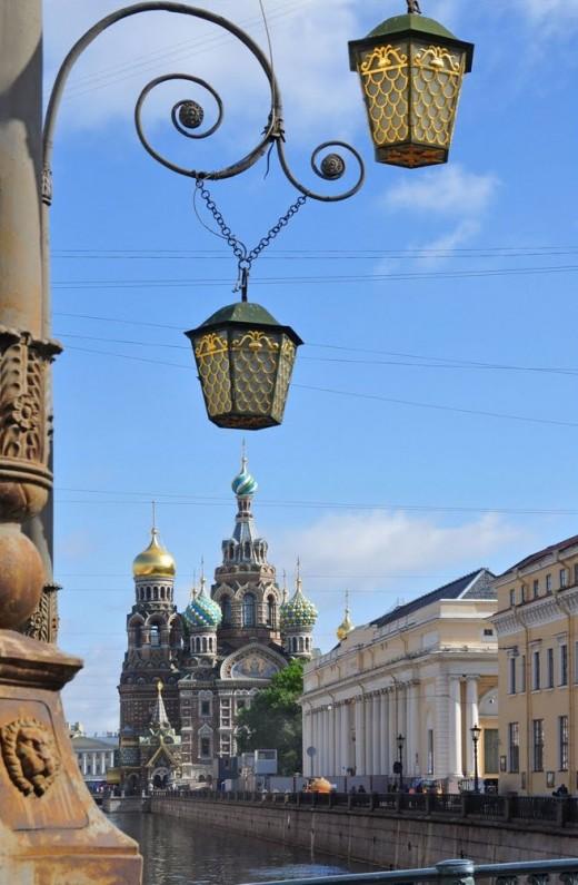 Северная столица Российской империи