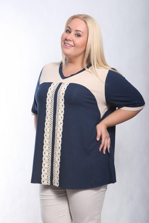 Купить блузки большого размера в интернет магазине