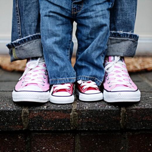Какая обувь лучше всего подходит детям?