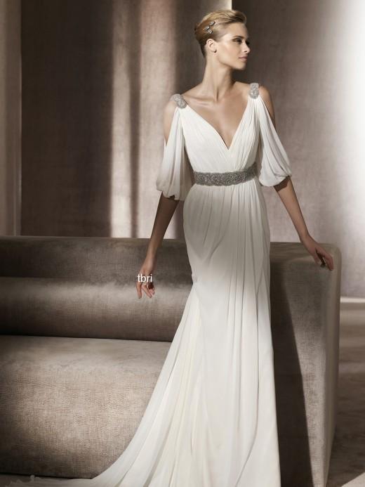 Выбираем лучшее свадебное платье
