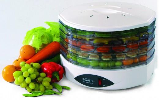 Выбор сушилки для фруктов и овощей