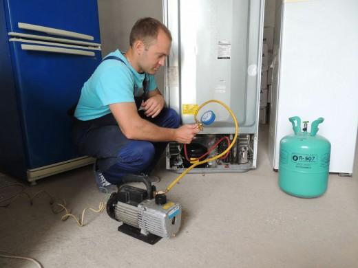 Ремонт бытовой техники: холодильники