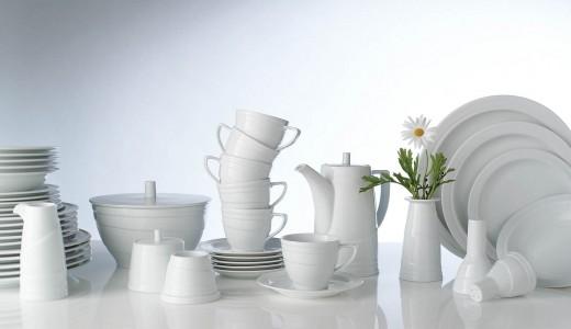 Фарфоровая посуда: грамотный выбор и уход