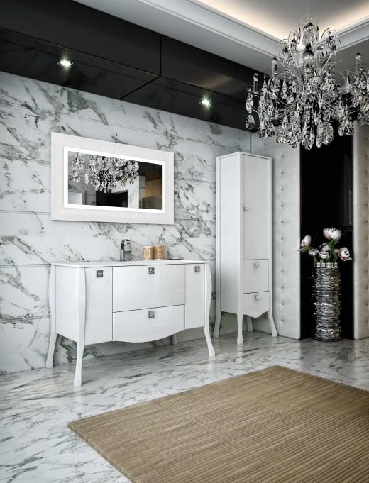 Мебель Aquanet для обустройства удобной и практичной ванной комнаты