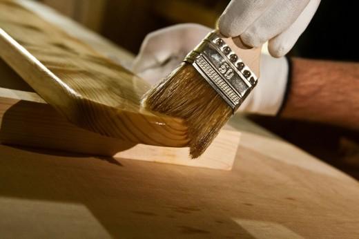 Качественная защита деревянных домов