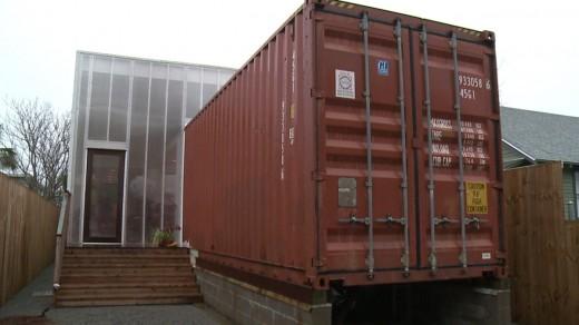 морской контейнер как жилье, его стоимость от 40 000