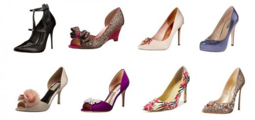 Нарядные праздничные туфли и босоножки из США с доставкой в Казахстан