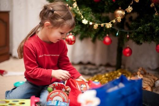 Выбираем лучший подарок для ребенка