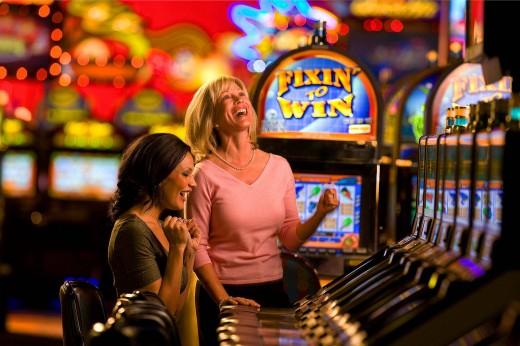 Азартные игры и задача онлайн-казино  – привлечь посетителя
