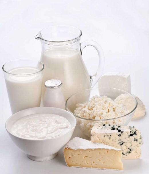 Молочные продукты улучшают работу печени