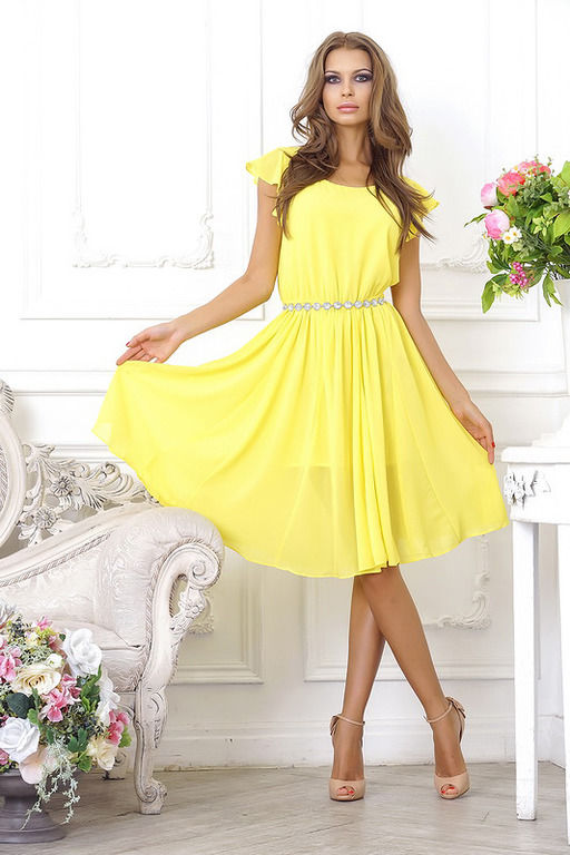 Мини–платья – повод для восторга!