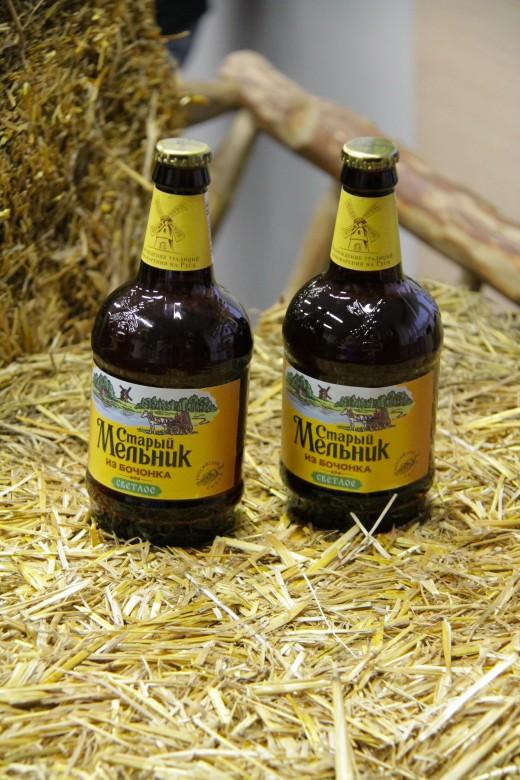 «Старый Мельник из Бочонка Светлое»: русские традиции, воплощенные в пиве