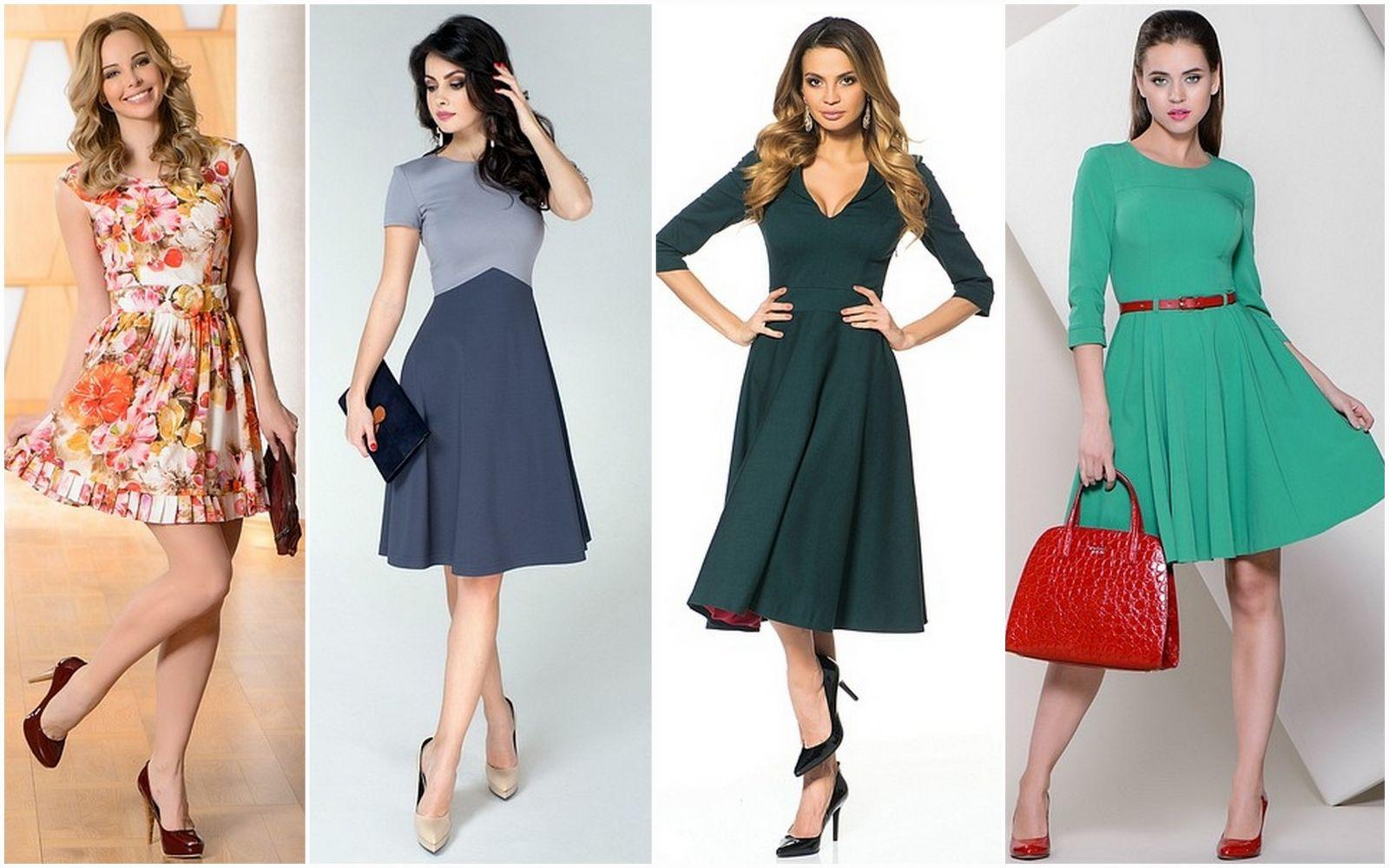766b5b27c60 Как выбрать платье по типу фигуры  - Моя газета