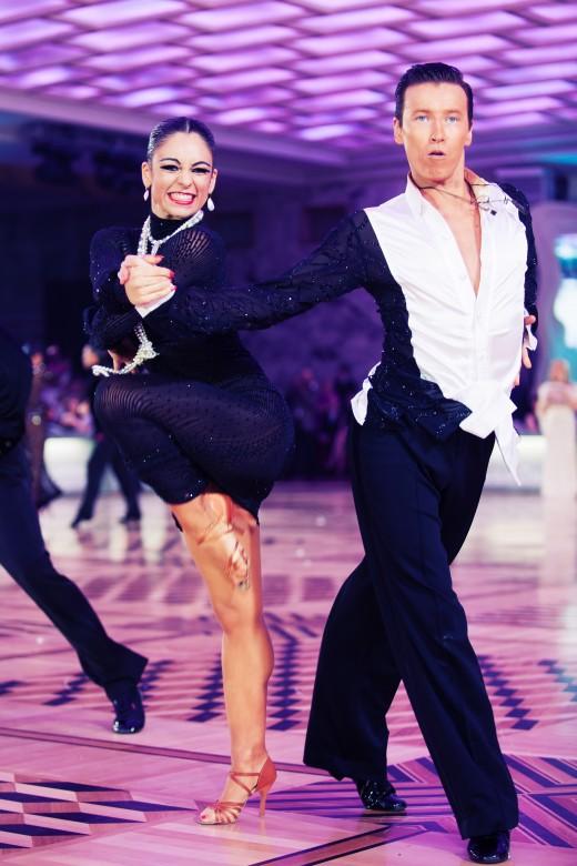 Чемпионат мира 2016 по латиноамериканским танцам, 29 октября Кремль