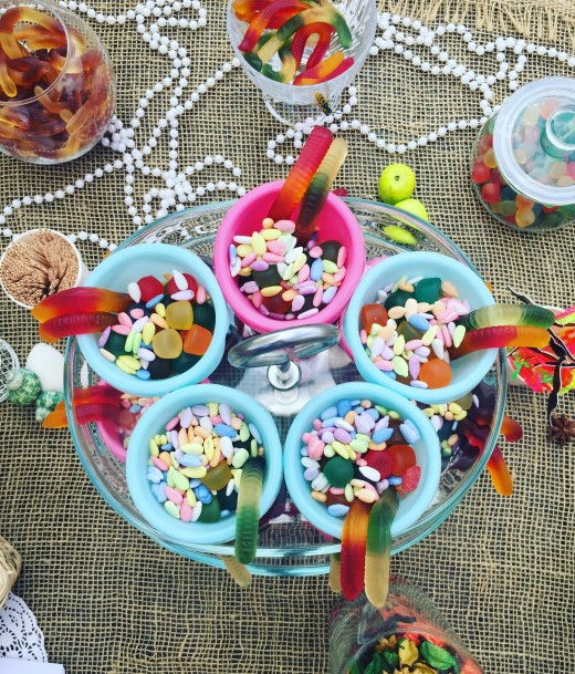 Фестиваль сладостей прошел на Летнем рынке «Фермерия» в Парке ремесел ВДНХ